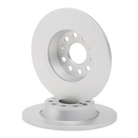 DELPHI Спирачен диск (BG3954C) на ниска цена