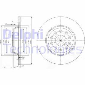 DELPHI BG3954C