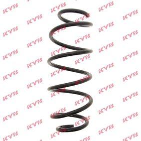 MONDEO III (B5Y) KYB Resortes de suspension RH2636