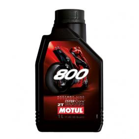 Olio 100% sintetico 104041 dal MOTUL di qualità originale