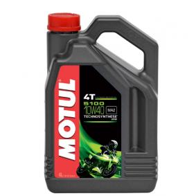 SAE-10W-40 Двигателно масло от MOTUL 104068 оригинално качество