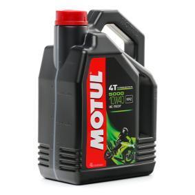 Olio motore per auto JASO MA-2 MOTUL 104056 comprare