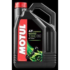 Olio motore per auto MOTUL 104056 ordine