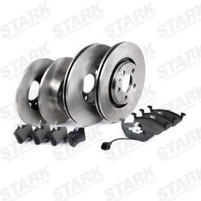 STARK Kit frenos, freno de disco (SKBK-1090285) a un precio bajo