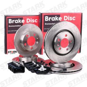 STARK Kit frenos, freno de disco SKBK-1090285