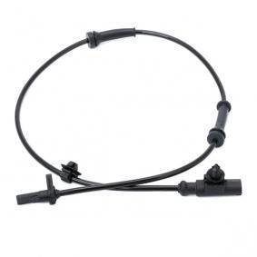 RIDEX Sensor, Raddrehzahl 4545E1 für PEUGEOT, CITROЁN, VOLVO, ALFA ROMEO bestellen