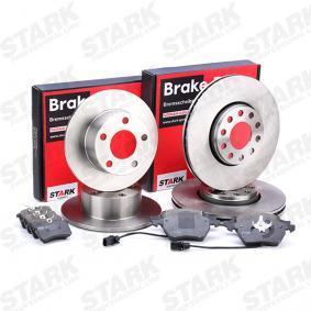 STARK Kit frenos, freno de disco (SKBK-1090289) a un precio bajo