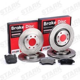 STARK Brake Set, disc brakes (SKBK-1090301) at low price