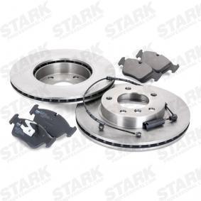 STARK Bremsscheiben und Bremsbeläge SKBK-1090306