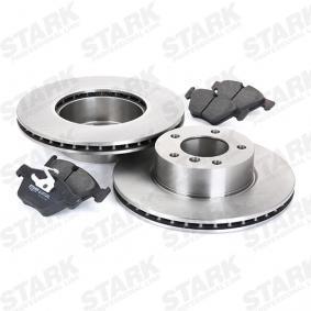 STARK SKBK-1090312 Bremsensatz, Scheibenbremse OEM - 34116797859 BMW, BILSTEIN, FENOX, OEMparts günstig