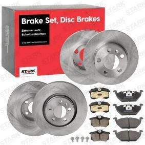 410606678R für VW, RENAULT, RENAULT TRUCKS, SANTANA, Bremsensatz, Scheibenbremse STARK (SKBK-1090313) Online-Shop