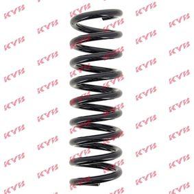 2023241804 für MERCEDES-BENZ, Fahrwerksfeder KYB (RA5373) Online-Shop