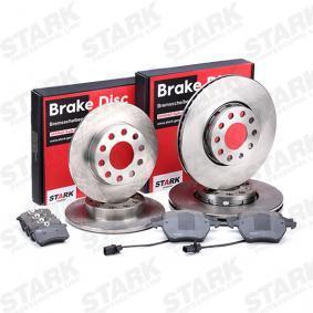 STARK Kit frenos, freno de disco (SKBK-1090323) a un precio bajo