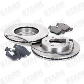 STARK Bremsscheiben und Bremsbeläge SKBK-1090336