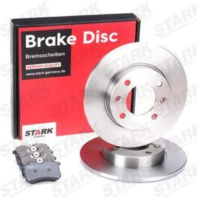 4B0698451A für VW, AUDI, FORD, RENAULT, PEUGEOT, Bremsensatz, Scheibenbremse STARK (SKBK-1090342) Online-Shop