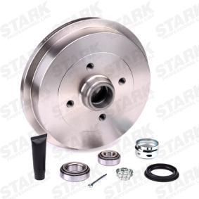 STARK Bremstrommel 1H0501615A für VW, AUDI, FORD, SKODA, SEAT bestellen