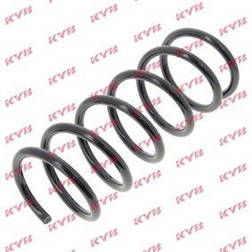 KYB Coil springs RA5596