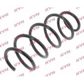 HONDA CIVIC 2.2 CTDi (FK3) 140 LE gyártási év 09.2005 - Rugózás (RH3286) KYB Online áruház