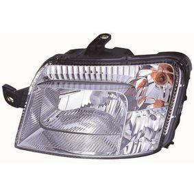 Headlights ABAKUS (661-1141R-LD-EM) for FIAT PANDA Prices