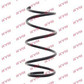 31336768806 für BMW, Fahrwerksfeder KYB (RH3481) Online-Shop