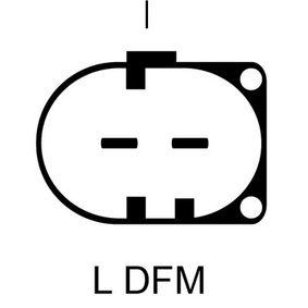 ELSTOCK Generator 0121549802 für MERCEDES-BENZ, SMART bestellen