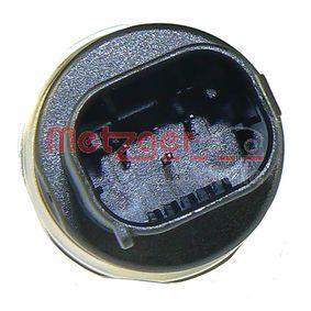 AUDI A4 3.2 FSI 255 PS ab Baujahr 01.2006 - Druckspeicher /-schalter (0911101) METZGER Shop