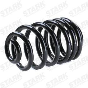 STARK SKCS-0040471 Fahrwerksfeder OEM - 4409728 NISSAN, OPEL, RENAULT, VAUXHALL günstig