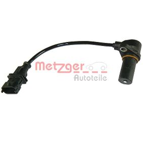 METZGER Motorelektromosság 0902260 mert HONDA CIVIC 2.2 CTDi (FK3) 140 LE vesz