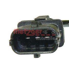 HONDA CIVIC 2.2 CTDi (FK3) 140 LE gyártási év 09.2005 - Motorelektromosság (0902260) METZGER Online áruház
