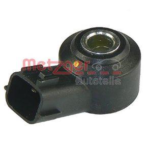 Knock Sensor METZGER Art.No - 0907039 OEM: 46815152 for FIAT, ALFA ROMEO, LANCIA, FERRARI buy