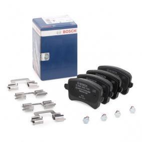 8K0698451E für VW, AUDI, SKODA, SEAT, Bremsbelagsatz, Scheibenbremse BOSCH (0 986 494 733) Online-Shop