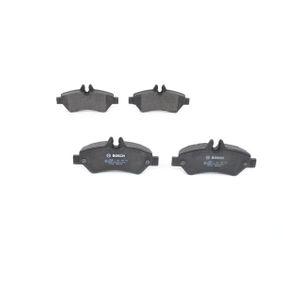 2E0698451 für VW, MERCEDES-BENZ, AUDI, SKODA, SEAT, Bremsbelagsatz, Scheibenbremse BOSCH (0 986 495 100) Online-Shop