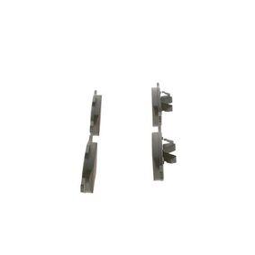 BOSCH Bremsbelagsatz, Scheibenbremse 2188058 für FORD bestellen