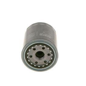 BOSCH Filtro de aceite motor 0 986 627 606