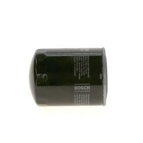 BOSCH Filtro de aceite 0 986 627 606