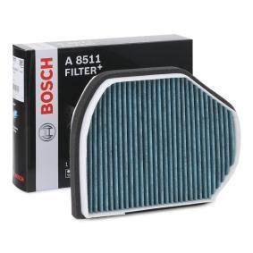 B66809901 für MERCEDES-BENZ, CHRYSLER, Filter, Innenraumluft BOSCH (0 986 628 511) Online-Shop