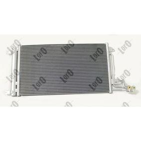 6R0820411D für VW, AUDI, SKODA, SEAT, VOLVO, Kondensator, Klimaanlage ABAKUS (003-016-0022) Online-Shop
