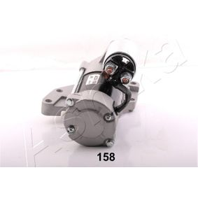 ASHIKA Starter M1T93071 for MITSUBISHI acquire
