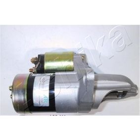 IMPREZA Schrägheck (GR, GH, G3) ASHIKA Motor Anlasser 003-S209