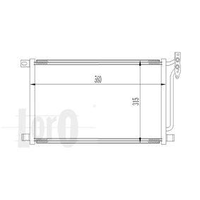 Klimakühler 004-016-0009 ABAKUS