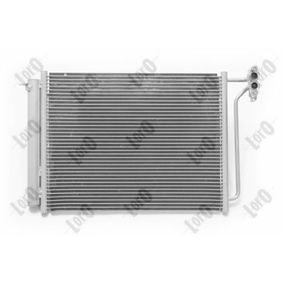 ABAKUS Kondensator Klimaanlage 004-016-0012