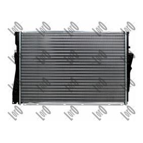 Beliebte Wasserkühler ABAKUS 004-017-0032 für BMW 3er 320 d 136 PS