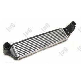 ABAKUS Intercooler 004-018-0003