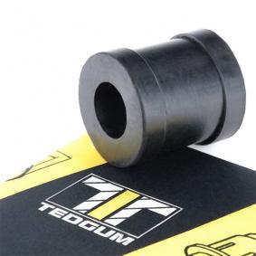 00502226 Suspension, barre de couplage stabilisatrice de TEDGUM pièces détaillées de qualité