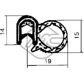 Metalcaucho Doors / parts 00601
