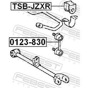 FEBEST Koppelstange 4883022041 für TOYOTA, LEXUS bestellen