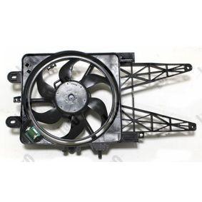 ABAKUS Air conditioner fan 016-014-0004-R