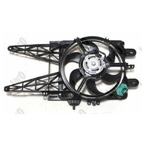 PUNTO (188) ABAKUS Cooling fan 016-014-0004-R