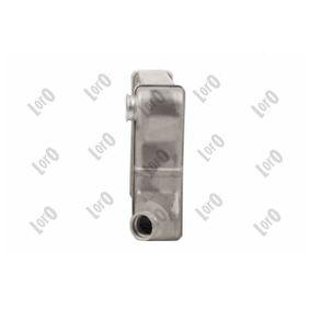 Heat exchanger interior heating 016-015-0010-B ABAKUS