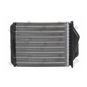 PANDA (169) ABAKUS Heat exchanger 016-015-0013